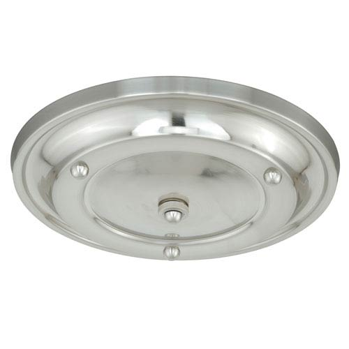 Vaxcel Polished Nickel Multiple Pendant Small Canopy Kit