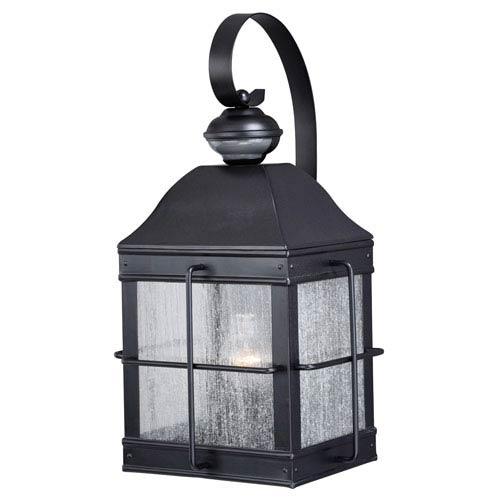 Vaxcel Revere Dualux® Dark Bronze 10-Inch Outdoor Wall Light