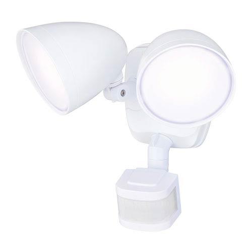 Tau Dualux White 3000K LED Security Light