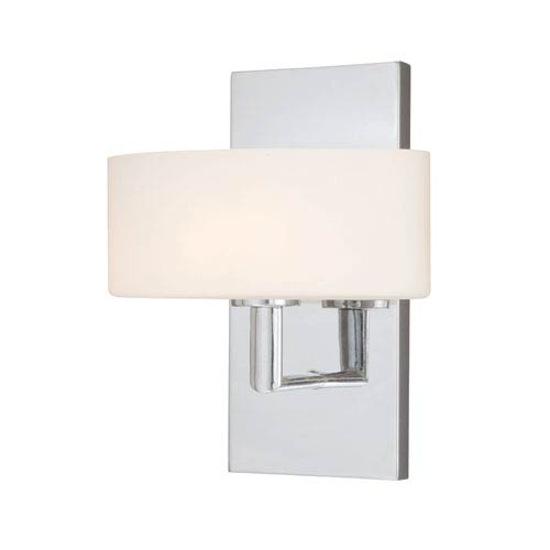 Vaxcel Allerton Chrome Wall Vanity Light