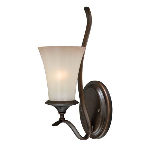 Vaxcel Sonora Venetian Bronze Wall light