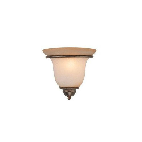 Vaxcel Monrovia Royal Bronze Wall Sconce