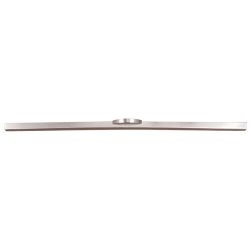 Brushed Nickel 34-Inch Canopy Kit