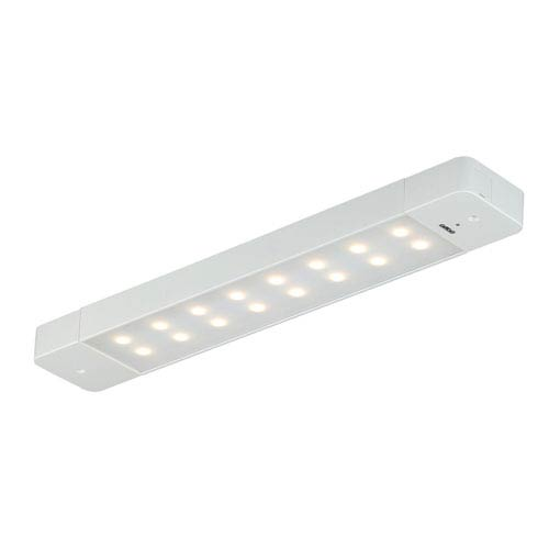 White 16-Inch LED Smart Energy Star Under Cabinet Light