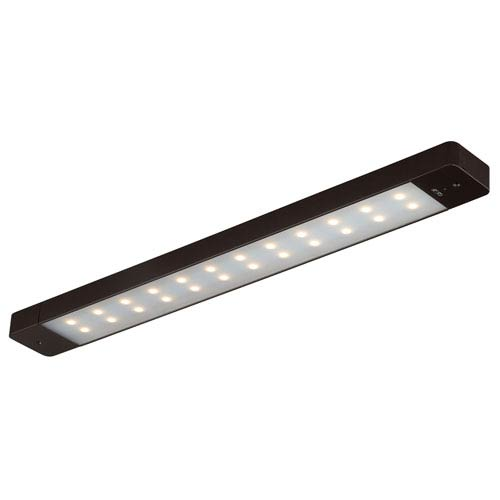 Bronze 24-Inch LED Smart Energy Star Under Cabinet Light