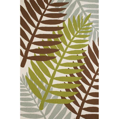 Signature Sunbelt Lime Rectangular: 1 Ft. 11 In. x 3 Ft. Rug