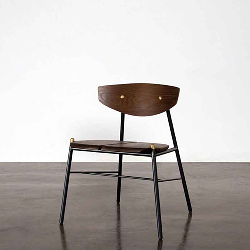 Kink Matte Jin Green Dining Chair