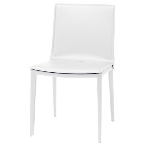 Palma White Dining Chair