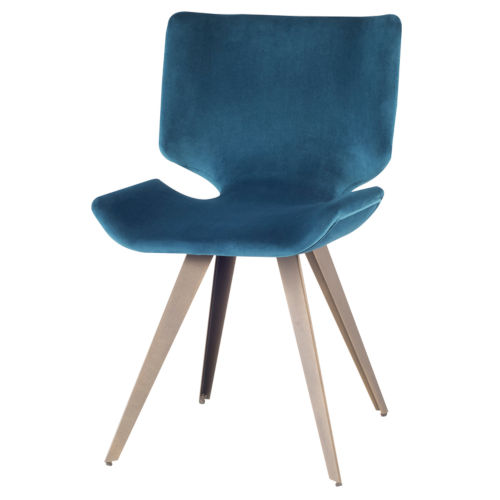 Astra Navy Dining Chair