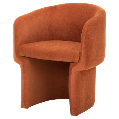 Clementine Terra Cotta Dining Chair