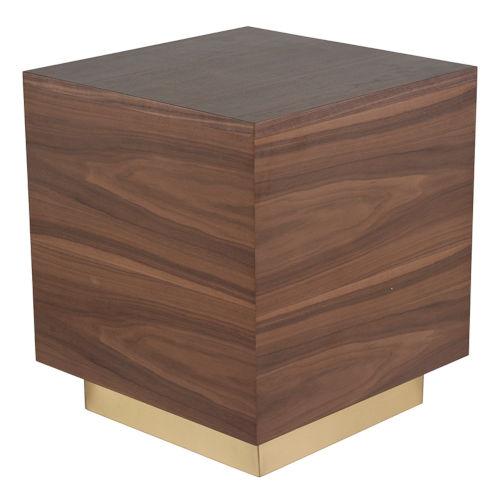 Ben Walnut Side Table
