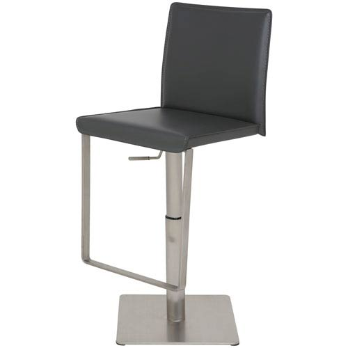 Kailee Grey Adjustable Stool