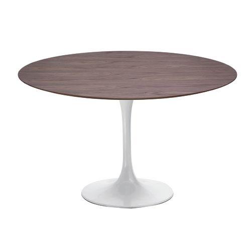 Cal Walnut Dining Table