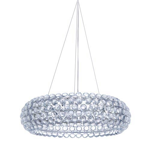 Bulle Chrome Pendant