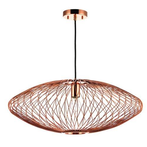 Astra Copper One-Light Pendant