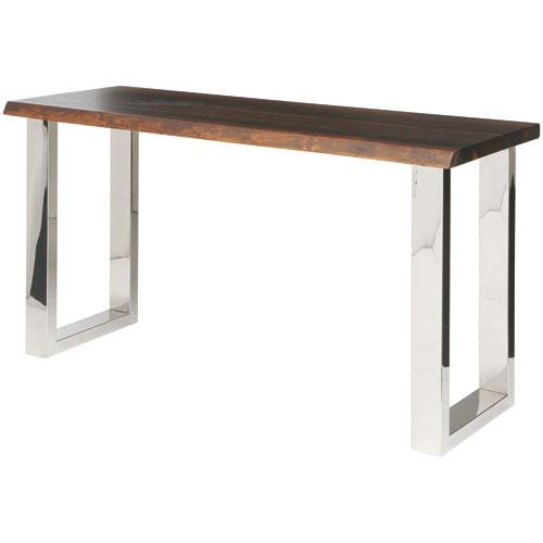 Lyon Seared Console Table