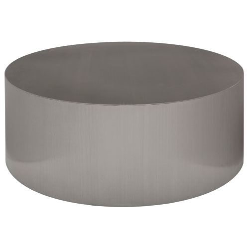 Silver Contemporary Accent Tables Free Shipping