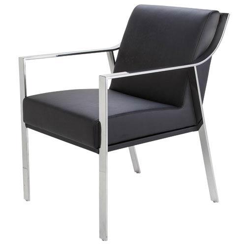 Valentine Black Dining Chair
