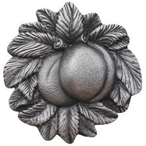 Notting Hill Decorative Hardware Antique Pewter Georgia Peach Knob