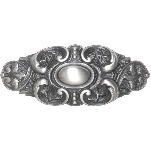 Queensway Antique Pewter Pull