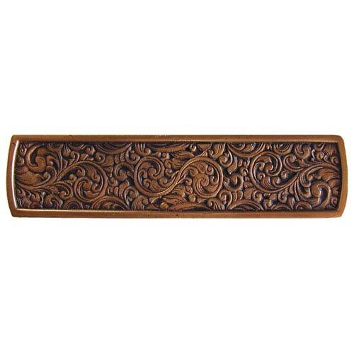Antique Copper Saddleworth Pull