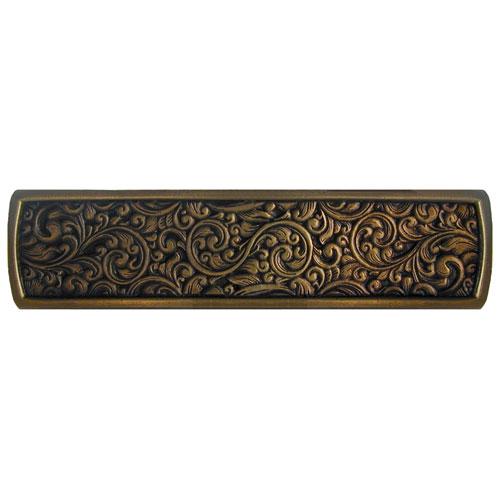 Antique Solid Bronze Saddleworth Pull