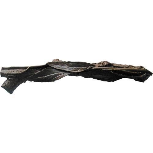 Notting Hill Decorative Hardware Dark Brass (Left Side) Leafy Branch Pull