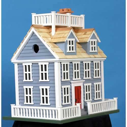Nantucket Colonial Birdhouse