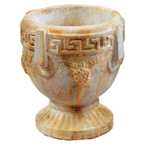 Pompeii Large Exterior Grecian Urn