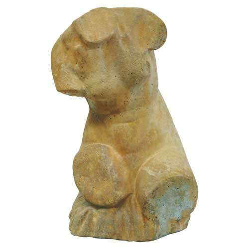 Pompeii Women Torso Outdoor Statue