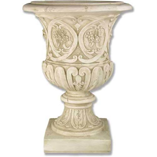 Orlandi Statuary Inc. Antique Stone Lippie Urn