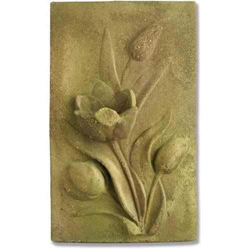 Verde Tulip Plaque