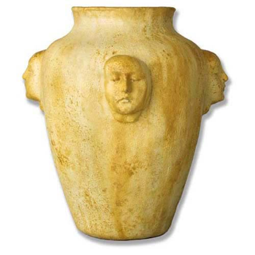 Pompeii Four Face Outdoor Pot