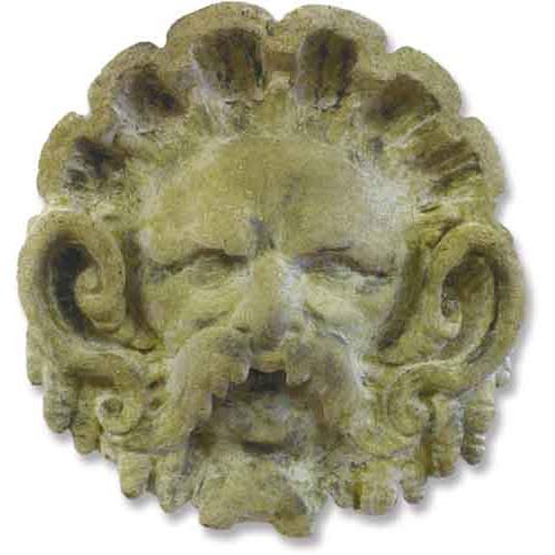 Verde Neptune Mask of Frigid Cold