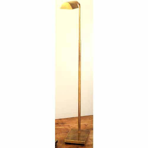 Le Tent Adjustable Floor Lamp Sm Shade