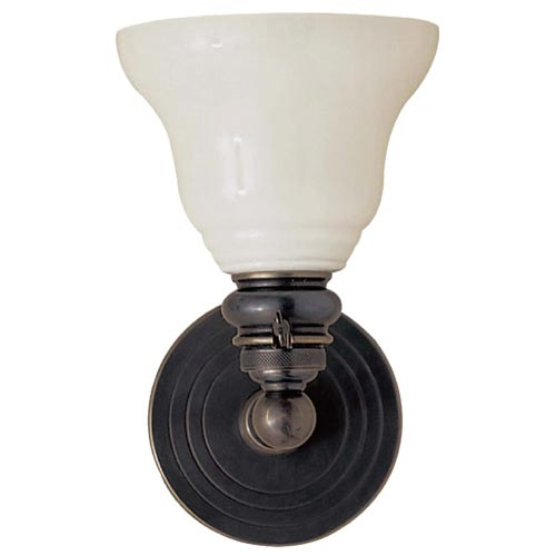 Boston Bronze Functional Single Sconce