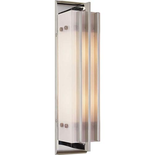 Chrome Ted Sconce