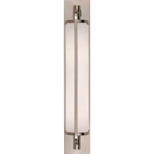 Polished Nickel Keeley Pivoting Tall Bath Light