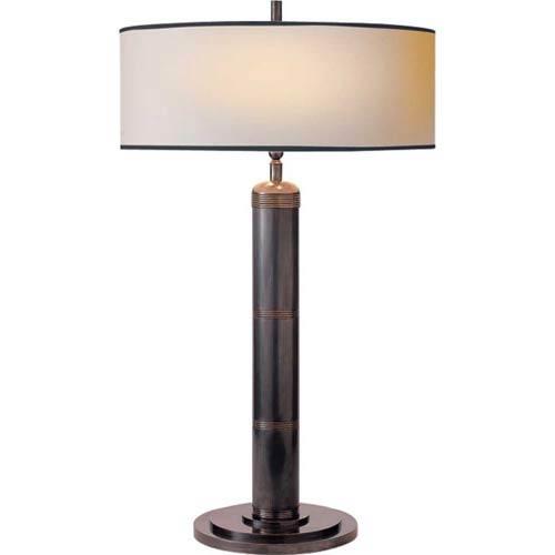 Bronze Longacre Tall Table Lamp