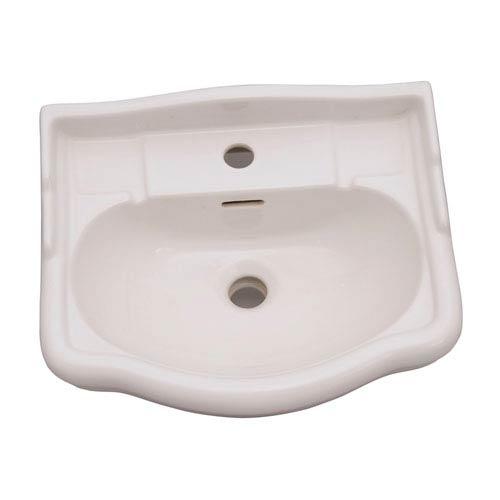 Stanford White 460 Pedestal Sink One-Hole
