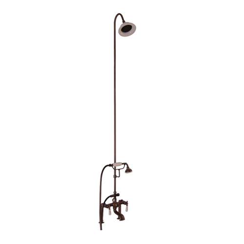 Oil Rubbed Bronze Shower Set