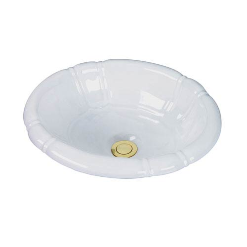 Sienna Bisque Drop-In Sink