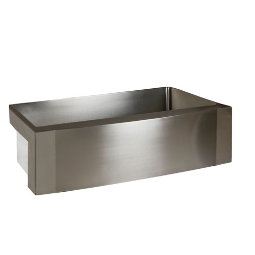 Bremen Stainless Steel 33-Inch Single Bowl Farmer Sink
