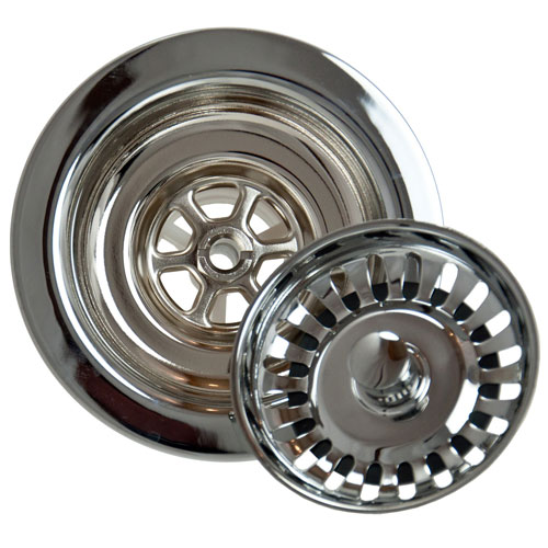 Barclay Products Chrome Kitchen Strainer