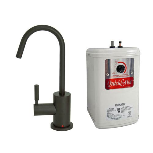 Oil Rubbed Bronze Hot Water Dispenser with Heating Tank