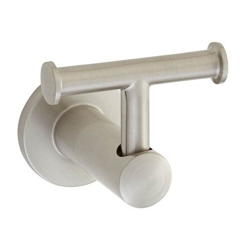 Barclay Products Flanagan Satin Nickel Robe Hook