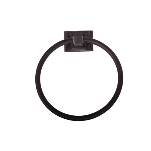 Barclay Products Hennessey Oil Rubbed Bronze Towel Ring