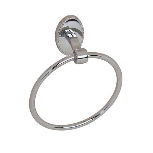 Barclay Products Cordelia Chrome Towel Ring