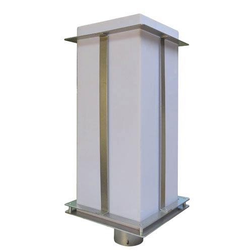 Futura Large Post Mount Outdoor Light Fixture