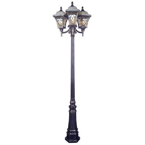 Abington Tri Light Unit